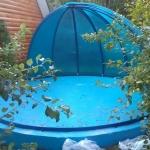 Укрытие откатное шаровидное Барнаул