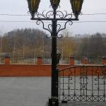 Фонарь кованый Барнаул