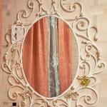 Зеркало кованое Курдалагон Барнаул (11)