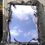 Зеркало кованое Курдалагон Барнаул (18)