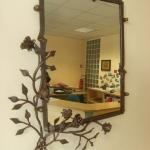 Зеркало кованое Курдалагон Барнаул (22)