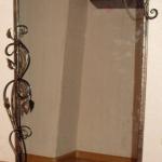 Зеркало кованое Курдалагон Барнаул (48)