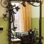 Зеркало кованое Курдалагон Барнаул (6)