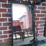 Зеркало кованое Курдалагон Барнаул (64)