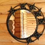 Зеркало кованое Курдалагон Барнаул (8)