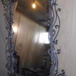 Зеркало кованое Курдалагон Барнаул