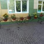 Кованая цветочница Курдалагон Барнаул
