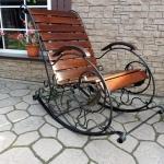 Кресло качалка кованое Курдалагон Барнаул (9)