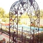 Кованые арки и перголы Курдалагон Барнаул (2)1