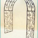 Кованые арки и перголы Курдалагон Барнаул (3)