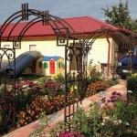 Кованые арки и перголы Курдалагон Барнаул (3)1