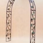 Кованые арки и перголы Курдалагон Барнаул (6)