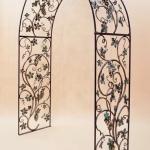 Кованые арки и перголы Курдалагон Барнаул (7)