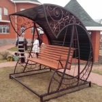 Качеля садовая Барнаул