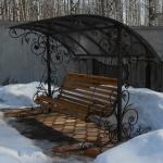 Качели садовые Барнаул
