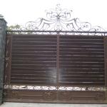 Ворота кованые Барнаул (20)