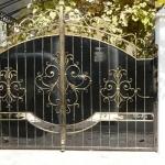 Ворота кованые Барнаул (9)