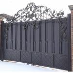 Ворота кованые Барнаул g