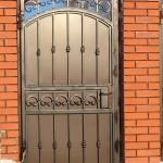 кованые ворота заказать Барнаул (18)