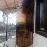Кованые входные группы Барнаул