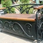Скамья ритуальная купить Барнаул цена