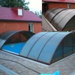 Укрытие для бассейна Барнаул