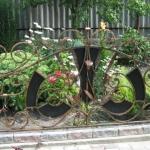 Кованый забор заказать Барнаул (16)