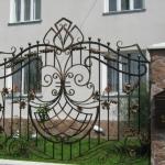 Кованый забор заказать Барнаул (20)