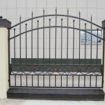 Кованый забор заказать Барнаул (3)