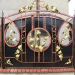 Кованый забор заказать Барнаул (31)