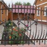 Кованый забор заказать Барнаул (33)