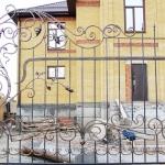 Кованый забор заказать Барнаул (4)