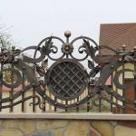 Кованый забор заказать Барнаул (41)