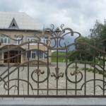 Кованый забор заказать Барнаул (52)