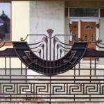 Кованый забор заказать Барнаул (53)