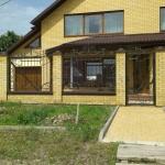Кованый забор заказать Барнаул (6)