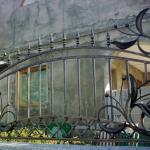 Кованый забор заказать Барнаул (62)